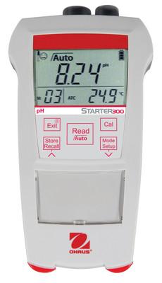 Ohaus Starter Portable pH Meter - ST300-B