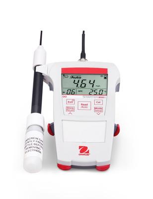Ohaus Starter Portable Dissolved Oxygen Meter - ST300D-B