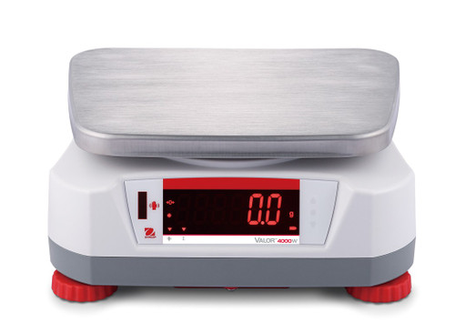 OHAUS V41PWE1501T Valor 4000 Compact Bench Scale - 3 lb x 0.0005 lb
