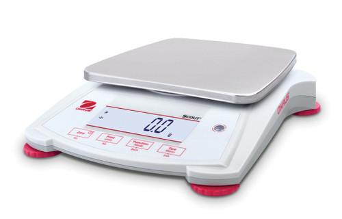 OHAUS SPX2201 Scout Portable Balance 2200g x 0.1g
