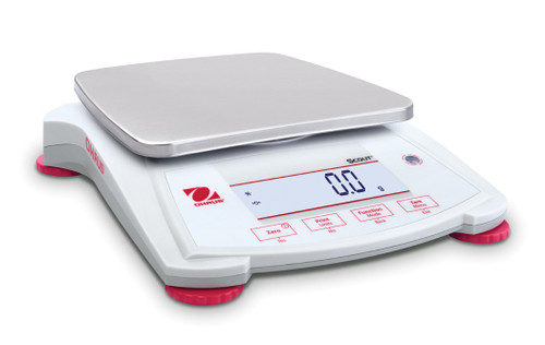 OHAUS SPX6201 Scout Portable Balance 6200g x 0.1g