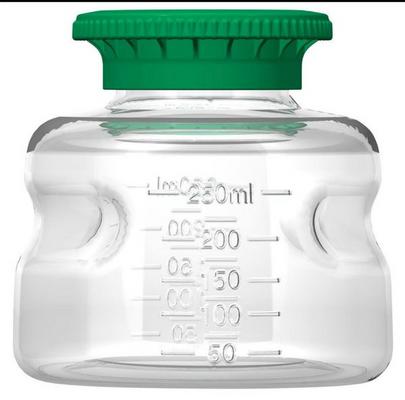 Autofil 250ml PETG Media Bottle, Sterile, 1176-RLS