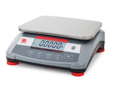 OHAUS R31P3 Ranger 3000 Compact Bench Scale 6 lb / 3 kg NTEP