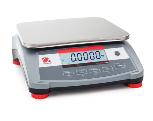 OHAUS R31P6 Ranger 3000 Compact Bench Scale 15 lb / 6 kg NTEP