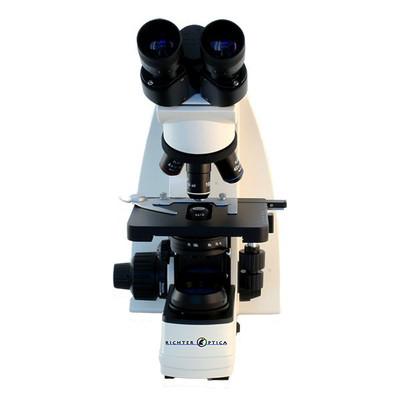 Richter Optica U-2T Trinocular Microscope