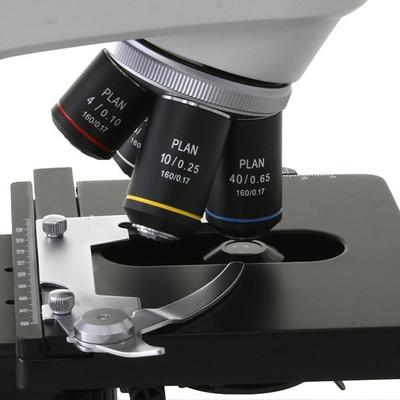 Richter Optica UX-1D Trinocular Microscope