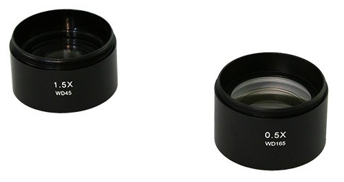 Richter Optica S6 Stereo Auxiliary Lenses