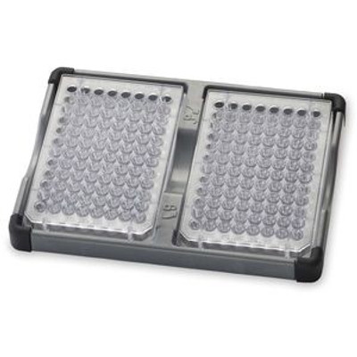 OHAUS Double Microplate Holder for VXHD and VXMP Vortexers