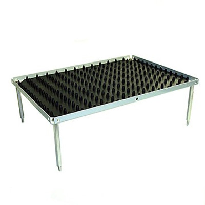 Benchmark Scientific Stacking Platform Small with Dimpled Mat