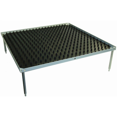 Benchmark Scientific Stacking Platform Large With Dimpled Mat