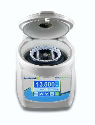 Benchmark Scientific MC-24 Touchscreen Microcentrifuge