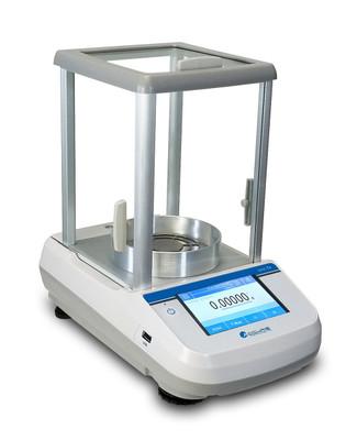 Accuris W3002A-120 TX Series Touchscreen Semi Micro Balance, 62/120 g x 0.01/0.1 mg