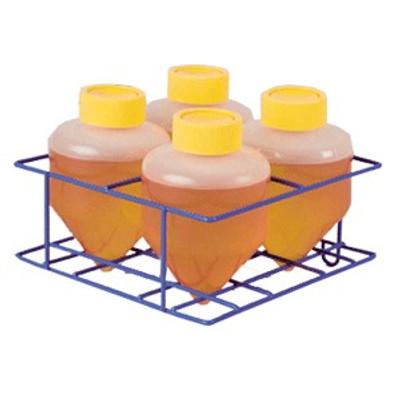 Benchmark Scientific H1000-MR-T600 MAGic Clamp 4 x 500 ml Bottles