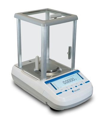 Accuris W3101A-120 DX Series Analytical Balance, 120 g x 0.1 mg