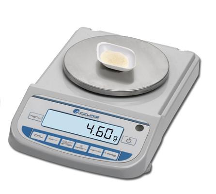 Accuris W3200-3200 Precision Balance, 3200 g x 0.01 g