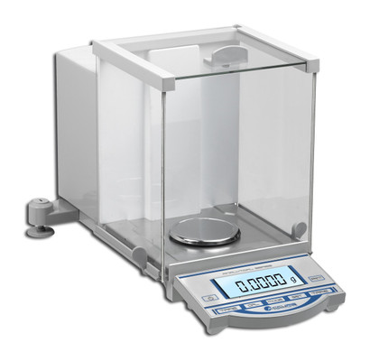 Accuris W3100A-120 Analytical Balance, 120 g x 0.1 mg, Internal Cal