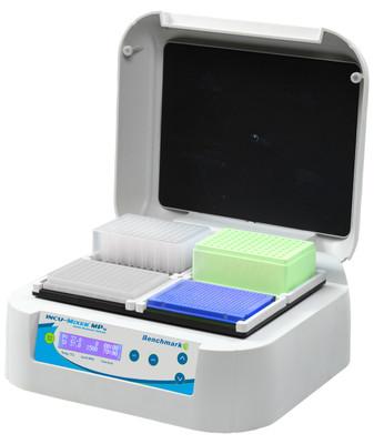 Benchmark Scientific H6004 Incu-Mixer MP4 Microplate Vortexer