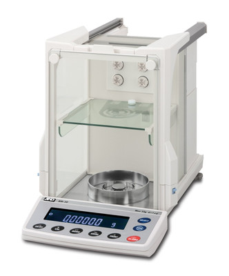 A&D Weighing BM-300 Ion Analytical Balance, 320 g x 0.1 mg