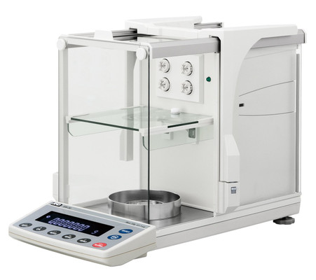 A&D Weighing BM-500 Ion Analytical Balance, 520 g x 0.1 mg