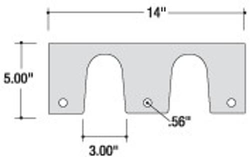 Pegboard Cylinder Yolk