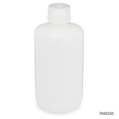 Globe Scientific 7060250 Narrow Mouth Round Bottles