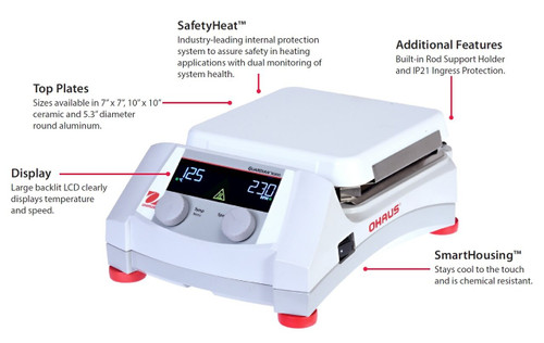 ohaus guardian 5000 features