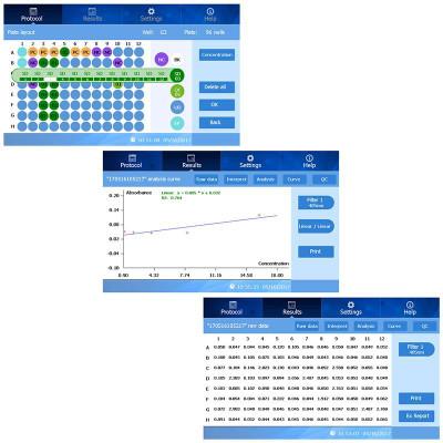 smartreader 96 display screen