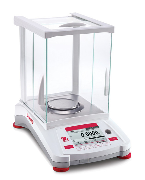 Ohaus AX223N/E Adventurer Analytical Balance 220 g x 1 mg NTEP ExCal