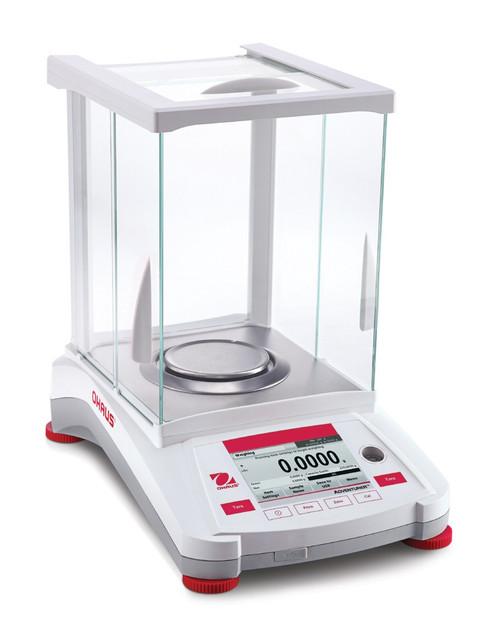 OHAUS AX523N/E Adventurer Analytical Balance 520 g x 1 mg NTEP ExCal
