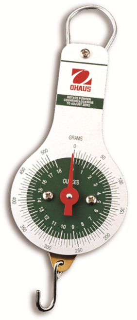 ohaus 8014-MA spring scale