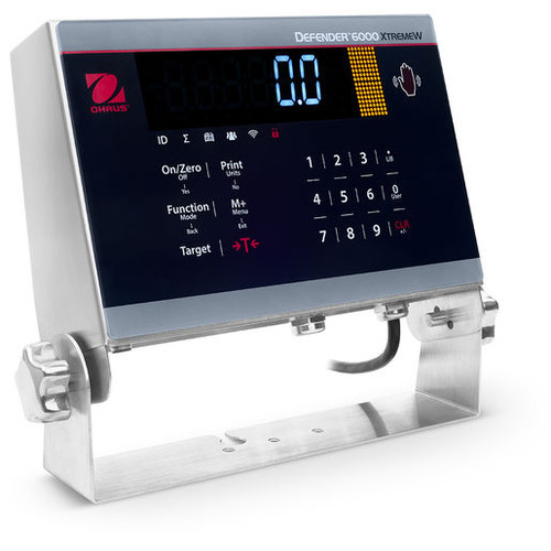 ohaus i-DT61XWE stainless steel indicator