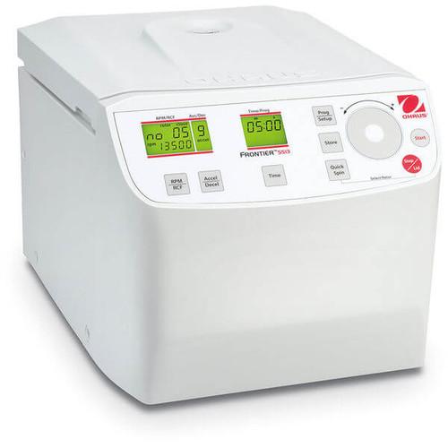 ohaus FC5707+R05 centrifuge