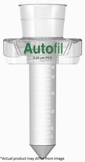 Autofil High Flow Vacuum FIlter, Full Assembly, 50ml, 0.45um PES, 1403-RLS