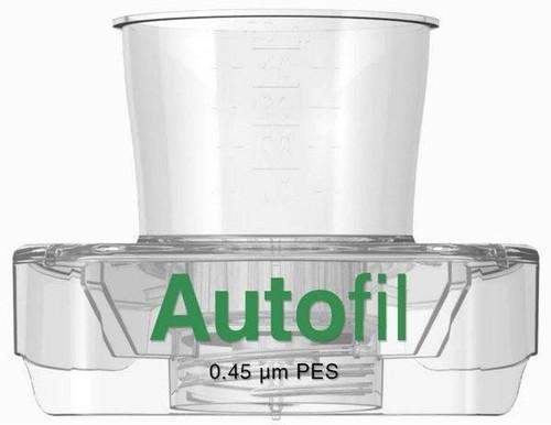 Autofil High Vacuum Filter, Funnel Only, 15ml, 0.45um PES, 146-1313-RLS