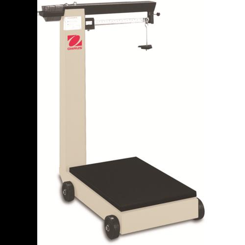 OHAUS D500M Mechanical Portable Beam Scale, 1000 x 0.5 lb, NTEP