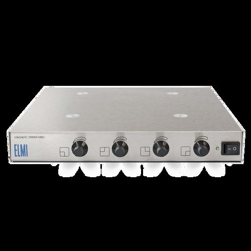 ELMI MS-01 4-Place Magnetic Stirrer