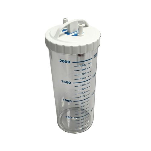 Accuris V0020-BOT 2 Liter Aspirator Collection Bottle