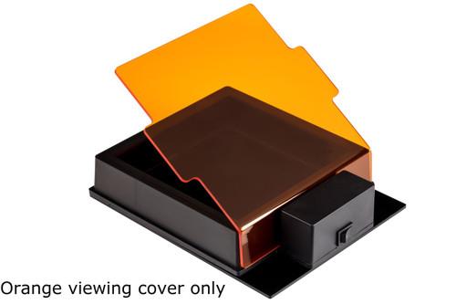Accuris E5001-OC Orange Viewing Cover