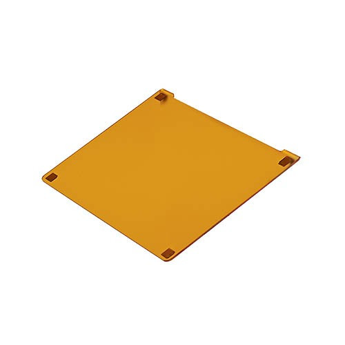 Accuris E4000-AC Replacement Amber Viewing Cover