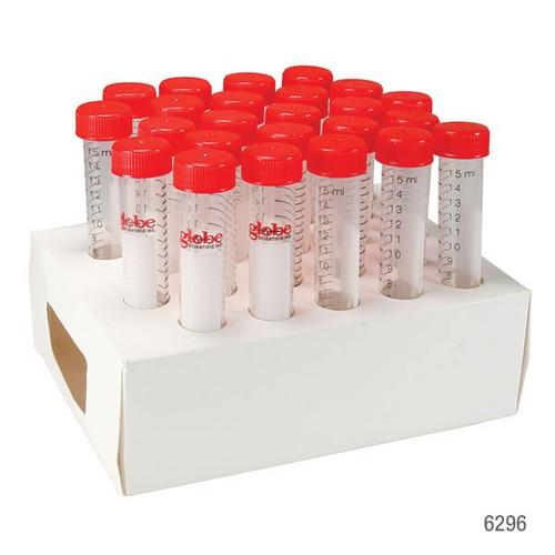 Globe Scientific 6296 diamond max centrifuge tubes