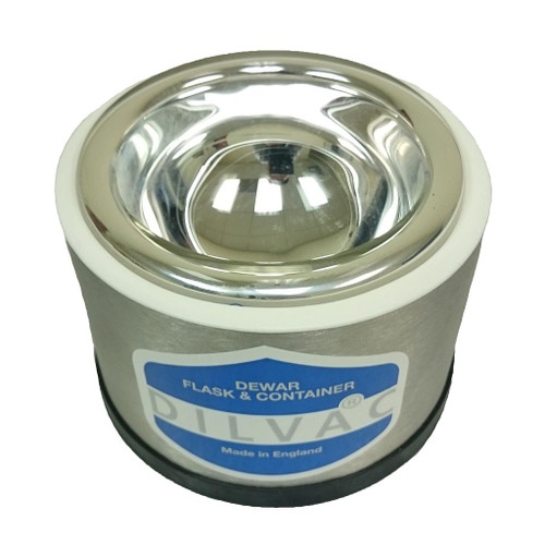 scilogex low profile stainless steel dewar flasks