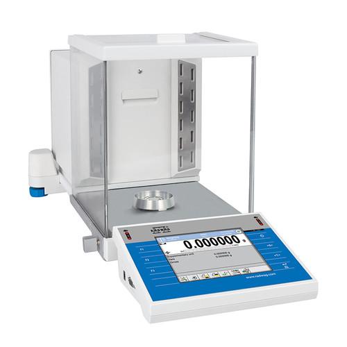 Radwag XA 6/21.4Y.M.A PLUS Dual Range Micro Balance