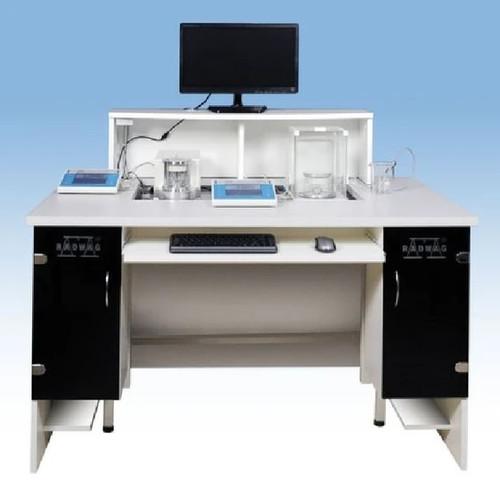 radwag dual pipette calibration station