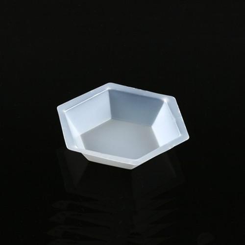Plastic Antistatic Weighing Dishes - Hexagonal