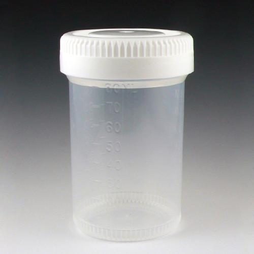 Globe Scientific Tite-Rite Containers, 90mL