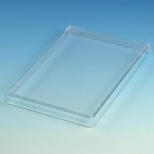 Globe Scientific Microplate Lids - 96-Well - Sterile