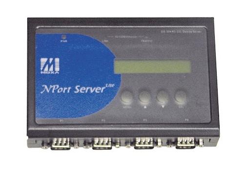 PC 4.1 RS232 Server