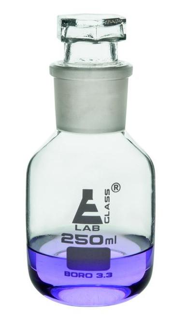 250ml glass reagent bottle