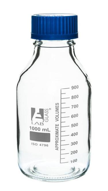 1000ml glass reagent bottle