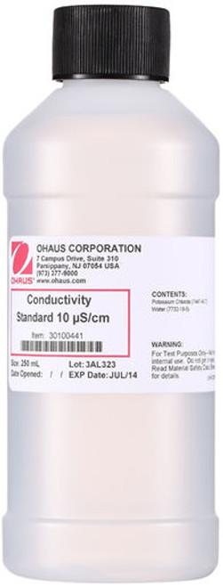 Ohaus Standard Conduct 10µs/cm 250ml